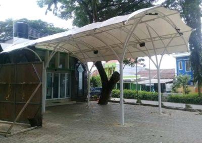 harga kanopi membrane